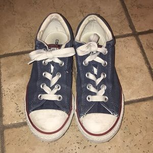Converse All Star Navy Boys shoes